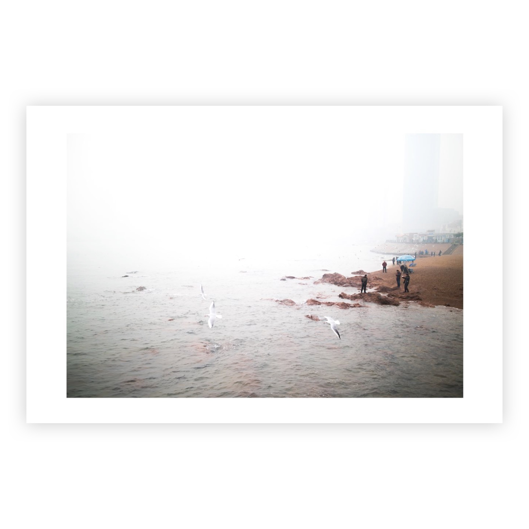 QUINGDAO FOG LIMITED EDITIONPRINT