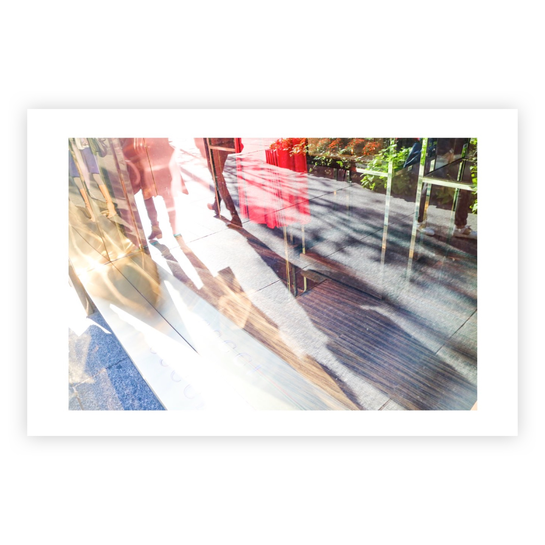WALK INTO THE LIGHT LIMITED EDITION PRINT