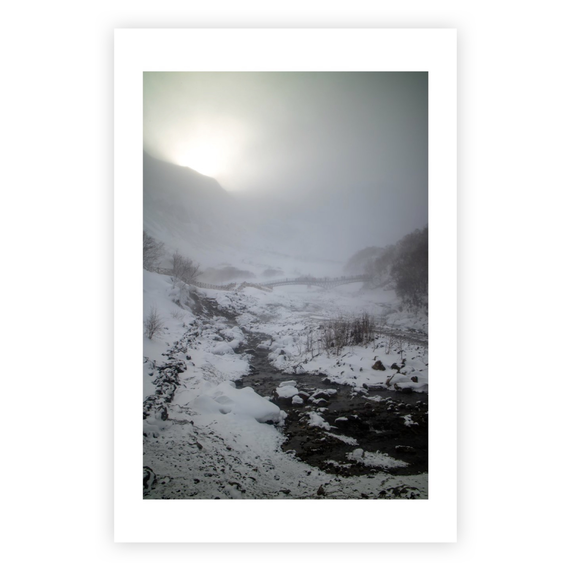 SILVER LINING LIMITED EDITION PRINT